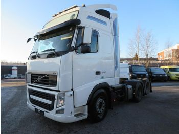 VOLVO FH540 6x2 hub reduction,hydraulics,parabel front - Sattelzugmaschine