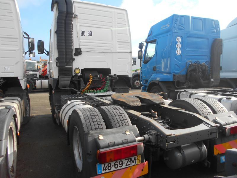 Sattelzugmaschine Volvo FH12 420