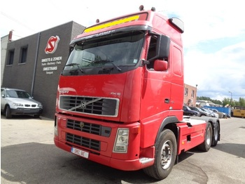 Sattelzugmaschine Volvo FH 12 460 Globetrotter retarder big axles/Steel low km