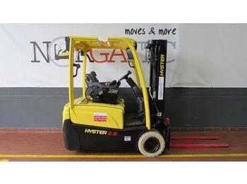 3-Rad-Frontstapler HYSTER J 2.0 XNT (MWB)