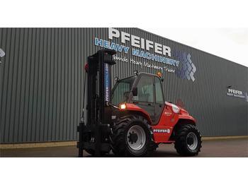 Geländestapler Manitou M50-4 S4 EU Valid inspection, *Guarantee! 5000 kg