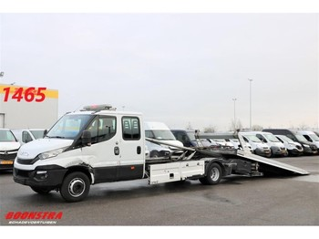 Iveco Daily 70C18 DC 7P. Omars S3.2000 Lier Bril Clima Cruise Euro 6 - Transporter