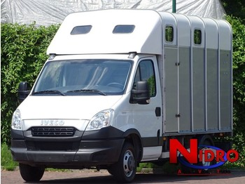 Iveco Daily Horse truck IFOR WILLIAMS Camera Airco - Transporter