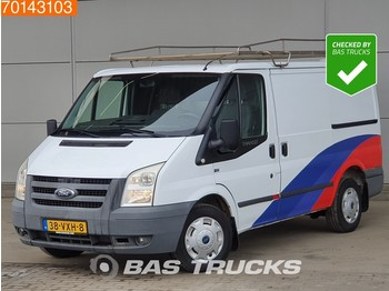 Ford Transit 2.2 TDCI 110PK L1H1 Dubbele Schuifdeur Airco Cruise Imperiaal 6m3 A/C Towbar Cruise control - Kastenwagen