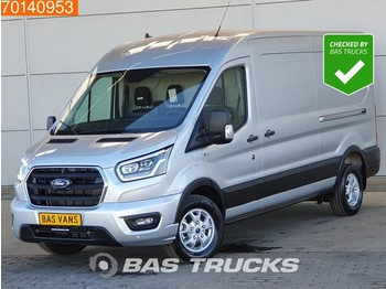 Ford Transit 350 185PK L3H2 Automaat Limited 2x schuifdeur Navi Xenon Airco Cruise 11m3 A/C Cruise control - Kastenwagen