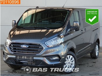 Kastenwagen Ford Transit Custom 2.0 TDCI 170PK Limited Dubbel cabine Camera Automaat Navigatie L2H1 4m3 A/C Double cabin Towbar Cruise control