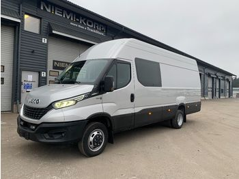 Kastenwagen IVECO Daily 50C18 A8 19.6m3 1+6 hlö