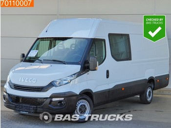 Kastenwagen Iveco Daily 35S18 3.0L 180pk DC Doka Camera Airco Cruise L3H2 12m3 A/C Double cabin Cruise control