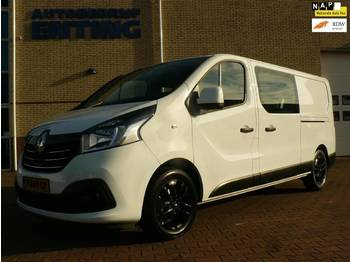 Kastenwagen Renault Trafic 1.6 dCi T29 L2H1 DC Luxe Energy Climate