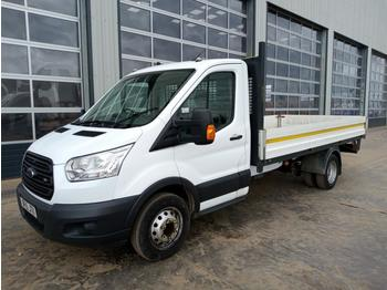 2015 Ford Transit - Kipper Transporter