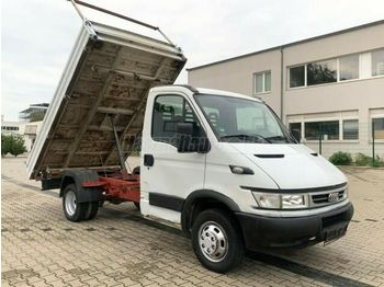 Kipper Transporter IVECO DAILY 3