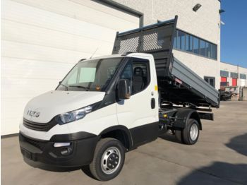 Kipper Transporter IVECO DAILY 35C14