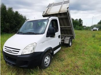 Kipper Transporter IVECO DAILY 35 C 12 Billencs