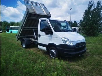 Kipper Transporter IVECO DAILY 35 C 15 3 old. Billencs