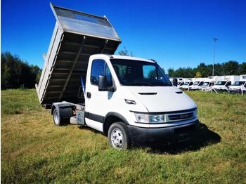 Kipper Transporter IVECO DAILY 50 C 13 Billencs: das Bild 1