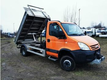 IVECO DAILY 65 s 15 - Kipper Transporter