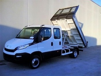 Kipper Transporter IVECO Daily 35C13D
