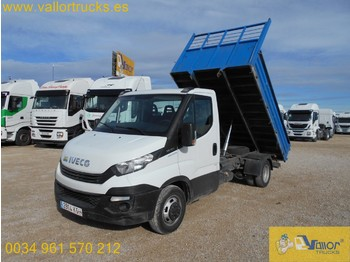 Kipper Transporter IVECO Daily 35C15