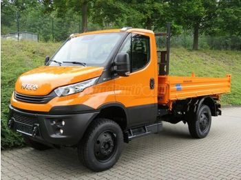 Kipper Transporter IVECO Daily 70-180 4x4 Billencs