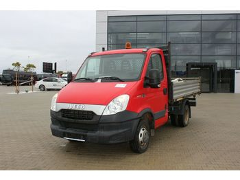 Kipper Transporter Iveco DAILY 35C15, THREESIDED