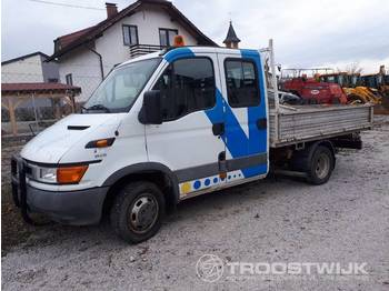 Kipper Transporter Iveco Daily 35C11 Tipper Truck