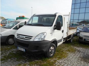 Kipper Transporter Iveco Daily 35C12