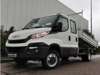 Iveco Daily 35 C 140, dubbele cabine - Kipper Transporter