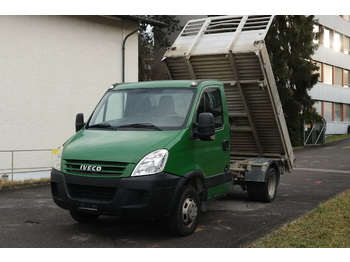 Kipper Transporter Iveco Daily 35 C 15 KIPPER