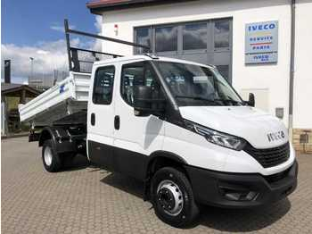 Kipper Transporter Iveco Daily 70 C 18 H D Meiller+Klimaauto+Standh+HiCo