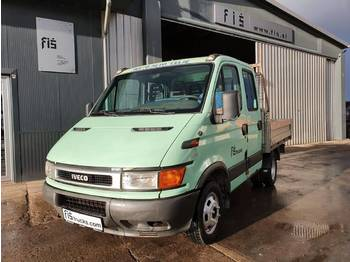 Iveco Daily DAILY 35C11 - 7seats + stake body - Kipper Transporter