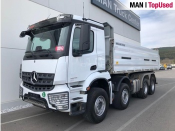 MERCEDES-BENZ AROCS 3546 - Kipper Transporter