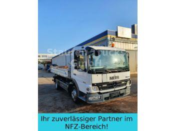 Kipper Transporter Mercedes-Benz Atego 818 Meiller 3-Seiten  Kipper  EURO 5