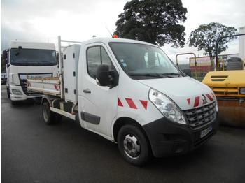 Kipper Transporter Renault Master DCI 150