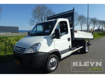 Kipper transporter Iveco Daily 35C10 kipper 118 dkm!