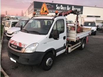 Kipper transporter Iveco Daily 70C18