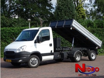Kipper transporter Iveco Daily BE LICENSE 3 SIDED KIPPER 3.6T LOAD: das Bild 1
