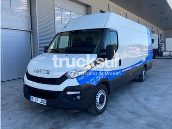 Koffer Transporter IVECO DAILY 35S15 16M3