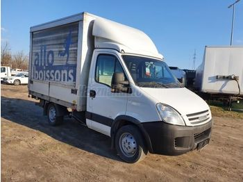 IVECO DAILY 35 S 14 P+P +HF - Koffer Transporter