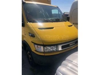 IVECO DAILY 40 C 14 Koffer+HF - Koffer Transporter
