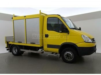 IVECO DAILY 65 C 17 3.0 Darus Dobozos - Koffer Transporter