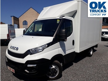 Koffer Transporter IVECO Daily 35C12 Euro6 Klima ZV