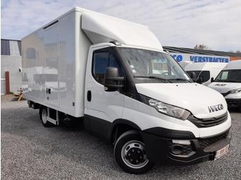 Koffer Transporter IVECO Daily 35C12 Euro6 Klima ZV
