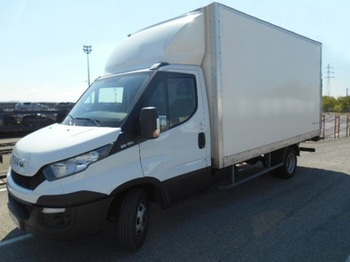Koffer Transporter IVECO Daily 35C13