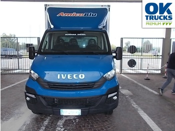 Koffer Transporter IVECO Daily 35C16 Euro6 Klima ZV