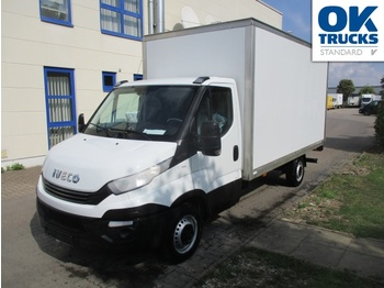 Koffer Transporter IVECO Daily 35S16A8 Euro6 Klima ZV