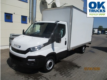 IVECO Daily 35S16A8 Euro6 Klima ZV - Koffer Transporter