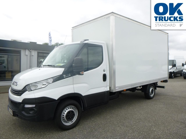 Koffer Transporter IVECO Daily 35S16A8 Koffer/LBW