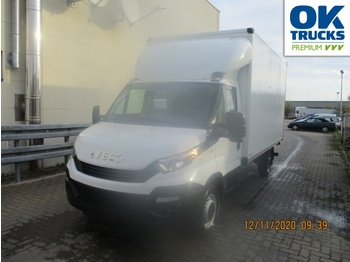 Koffer Transporter IVECO Daily 35S16 Euro6 Klima ZV