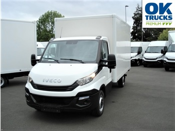 Koffer Transporter IVECO Daily 35S16, Nutzlast 1.040 kg