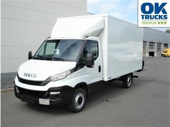Koffer Transporter IVECO Daily 35S16, Nutzlast 1 to., Aktionsfahrzeug
